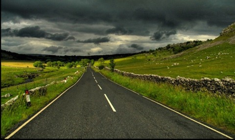 The-Road-to-Ribblesdale