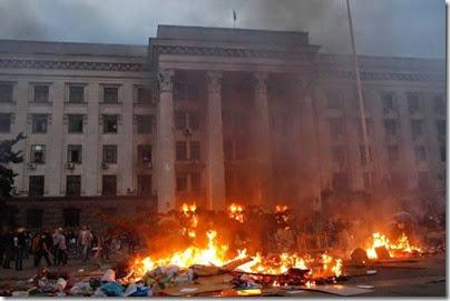 Fires Odessa