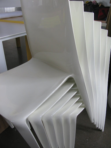 Some chairs from Taylor Creative.