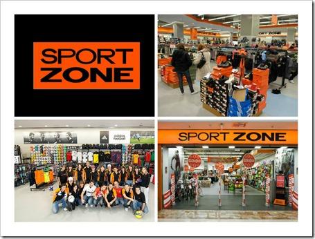 La cadena de tiendas SPORT ZONE apuesta fuerte por el pádel en su catálogo deportivo.