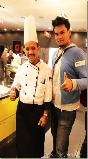 Chef dan Lutfi