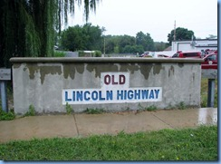 4499 Indiana - Schererville, IN - Lincoln Highway (County Road 330)(East Joliet St) - bridge over Turkey Creek