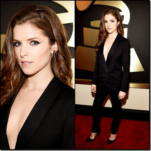 Anna Kendrick 57th Grammy