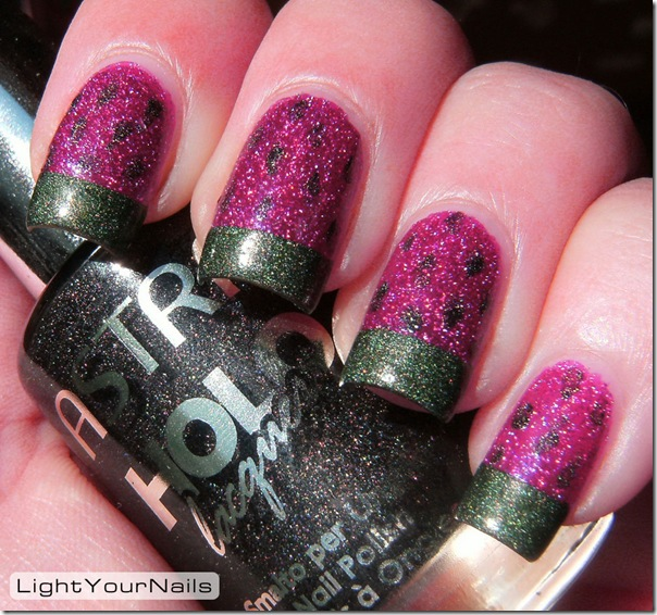 Orly holo fruit