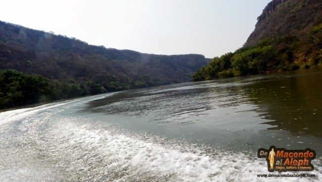 Cañon del Sumidero Viaje Chiapas 1