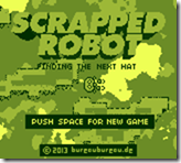 Scrapped Robot