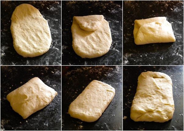 Steps to make Hokkaido Bread