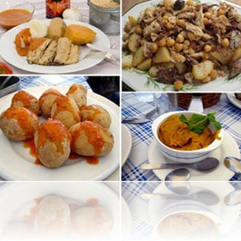 Cocina canaria recetas isla de tenerife v vela for Cocina urbana canaria