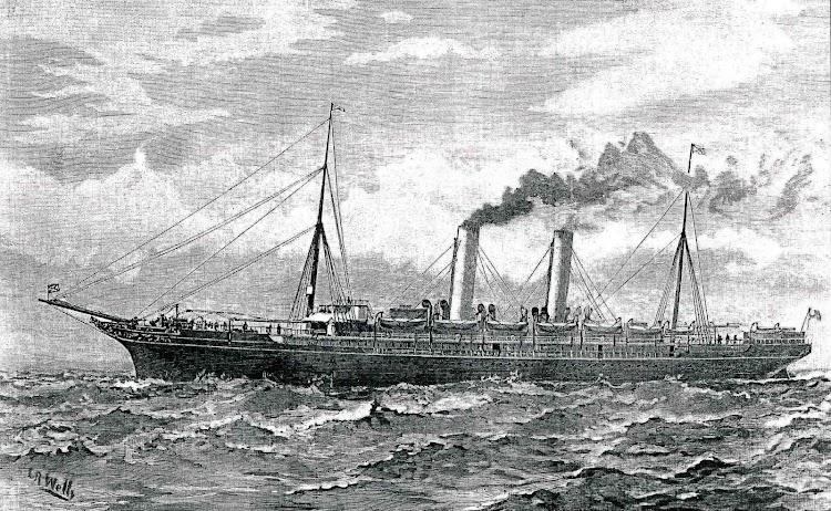 1-RMS SCOT. Grabado del libro OCEAN STEAMERS..jpg