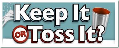 keep toss