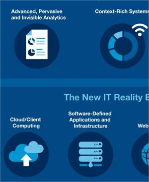 10 tendencias tecnológicas que serán estratégicas en 2015