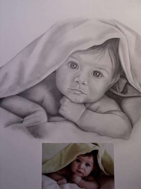 desenho de crianças a lápis 15 final