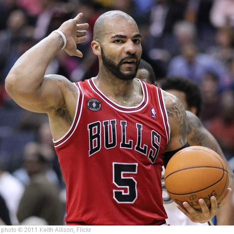 'Carlos Boozer' photo (c) 2011, Keith Allison - license: http://creativecommons.org/licenses/by-sa/2.0/
