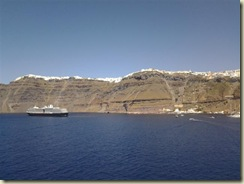 Noordam and Fira Town (Small)