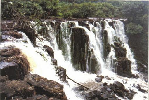 Cachoeira de Santo Antonio, Laranjal do Jari - Amapà