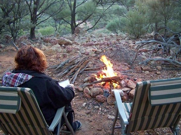 Swanvale  camping