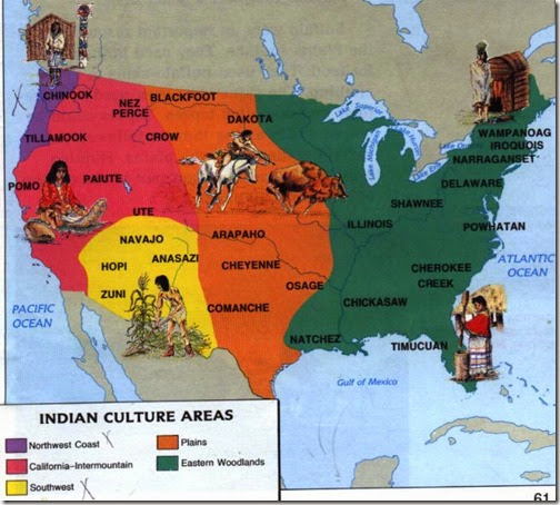 native americans pre contact