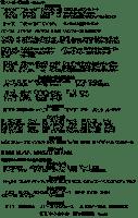 Nanoha 1line AA List