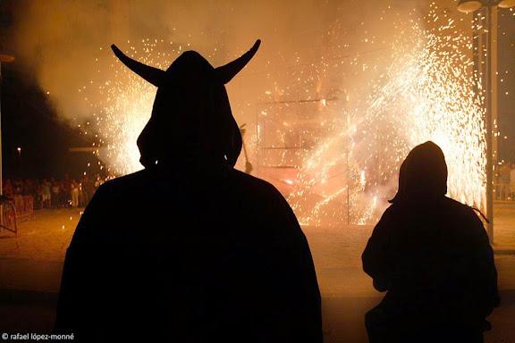 Festa Major de Sant Roc, Hospitalet de l'InfantNit de FocVandellòs i Hospitalet de l'Infant, Baix Camp, Tarragona2006.08.13
