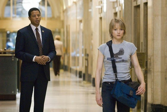 Terrence Howard and Jodie Foster The Brave One