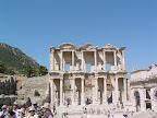Η Βιβλιοθήκη του Κέλσου στην Έφεσο της Τουρκίας