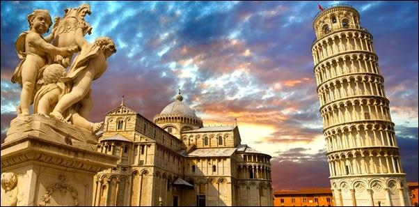 اجمل مدينة في ايطاليا