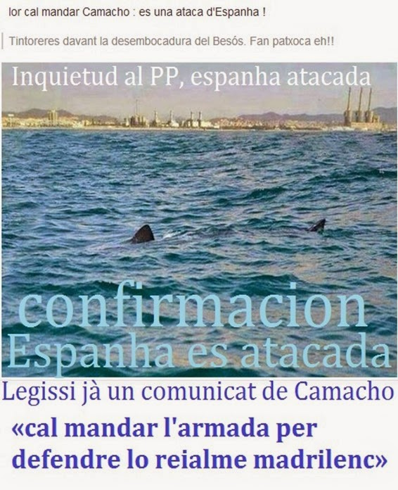 inquietud al PP Espanha atacada