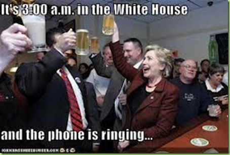 hillary beer cheer