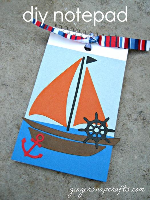 maritime notepad
