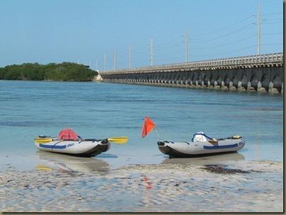 Sunshine Key paddle