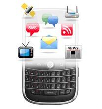 Aplicaciones (APP) específicas de pádel para teléfonos inteligentes (Smartphones).