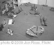 'The battle of lost forts ogre turn 2 (last turn sumary)' photo (c) 2009, Jon Ross - license: http://creativecommons.org/licenses/by-nd/2.0/