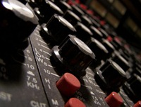 studio mixer by rachelledraven