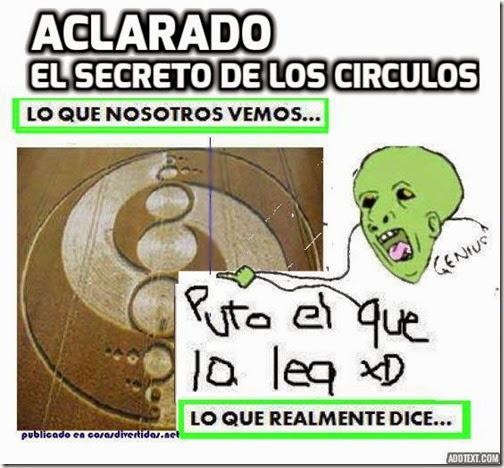 EL SECRETO DE LOS CIRCULOS 1