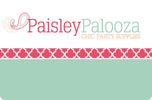Paisley Palooza Button