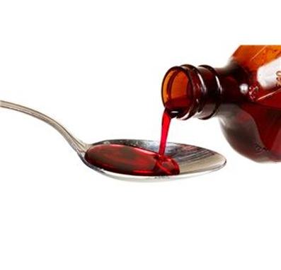 OTC cough medicine