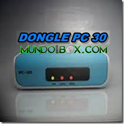 DONGLE EVOLUTIONBOX PC 30