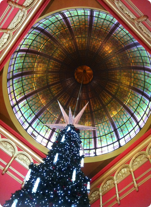 QVB Dome