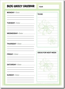 Blog planner_ 2_green