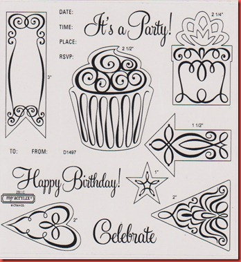 Art Philosophy Celebration stamp carrier sheet