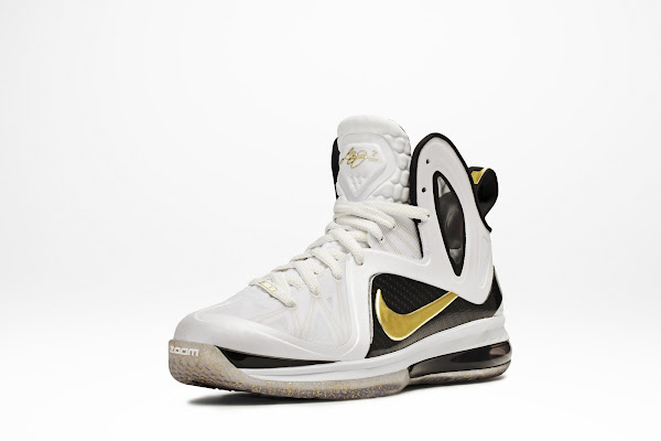 Introducing Nike LeBron 9 PS Elite Series 8211 Home Version