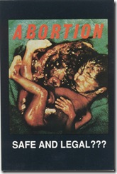 abortion safe and legal