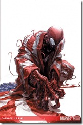 Carnage USA #1 Cover