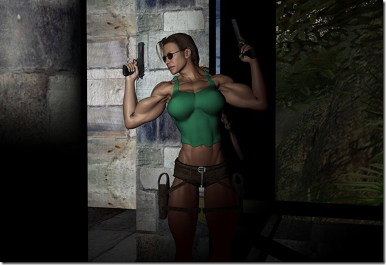 Lara Croft (96)