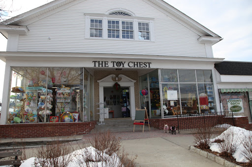 Here we are at the Toy Chest in Ridgefield, CT.  We LOVE toys and we can hardly wait to get inside. Uncle Carlos! Come on and escort us in!
