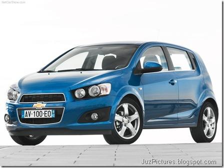 Chevrolet Aveo3