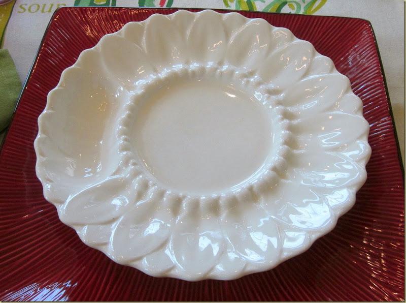 arti white plate done