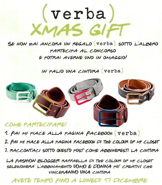 thecoloursofmycloset_Verba Xmas Gift