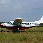Cessna © Foto: Angelika Krüger | Outback Africa Erlebnisreisen