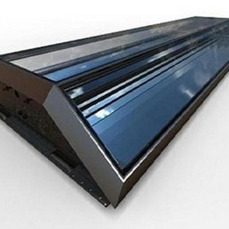 Aire Acondicionado Solar: de refrigeración alimentada de energía solar térmica.